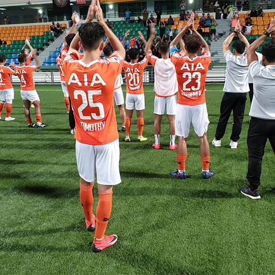 How a new governance model can help Singapore football clubs