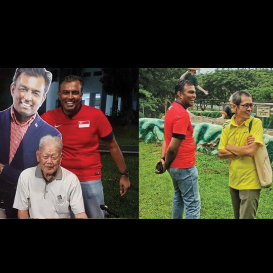 SPP's Jose Raymond sets up befrienders programme in Potong Pasir
